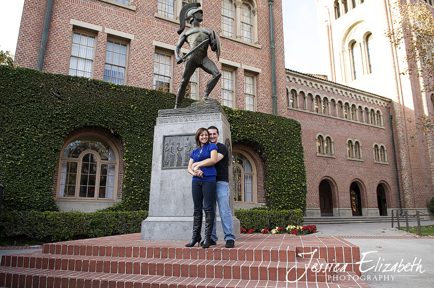 2a-USC Engagement Shoot - Los Angeles Wedding Photographer_Marisa & John.jpg