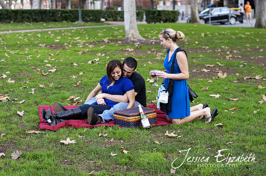 8-USC Engagement Shoot - Los Angeles Wedding Photographer_Marisa & John.jpg